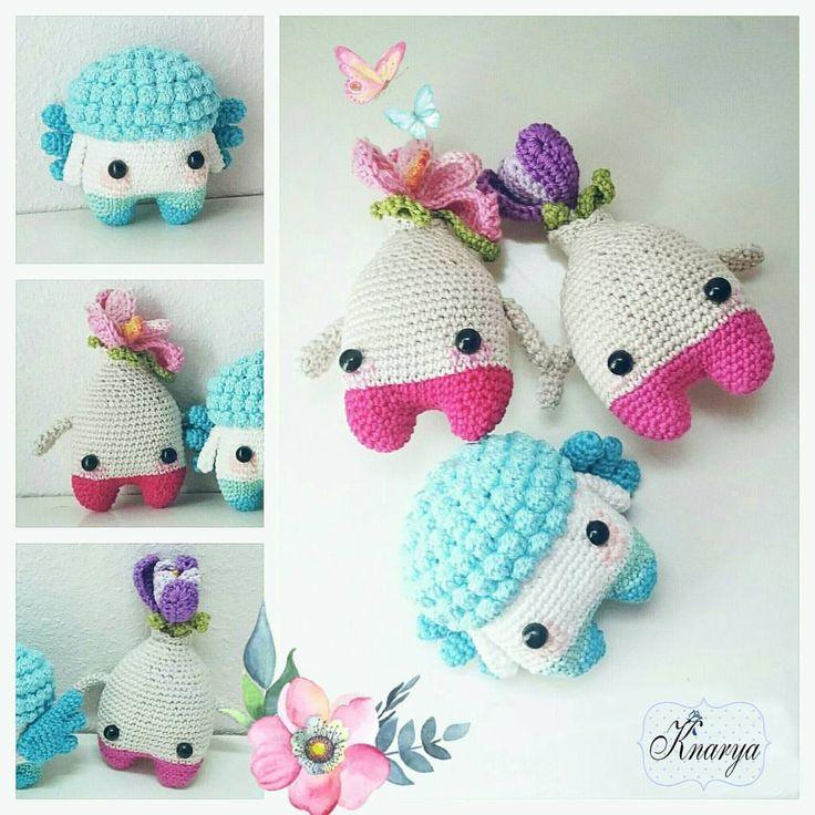 〰 angel ANTON 〰crocus bulb CARLA Desing and pattern by lalylala @lalylaland  #lalylala #lalylaland #lalylalapattern #lalylala4seasons #spring #carla #angel_anton #flowerbulb #crochet #crochê #croché #colourful #crochetdoll #amigurumi  http://www.lalylala.com