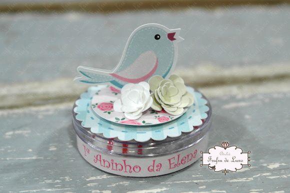 Latinha Mint to be Passarinho