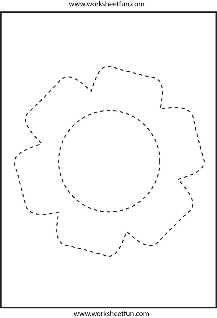 174 best coloring tracing pages images on pinterest preschool picture tracing flower dhlflorist Gallery