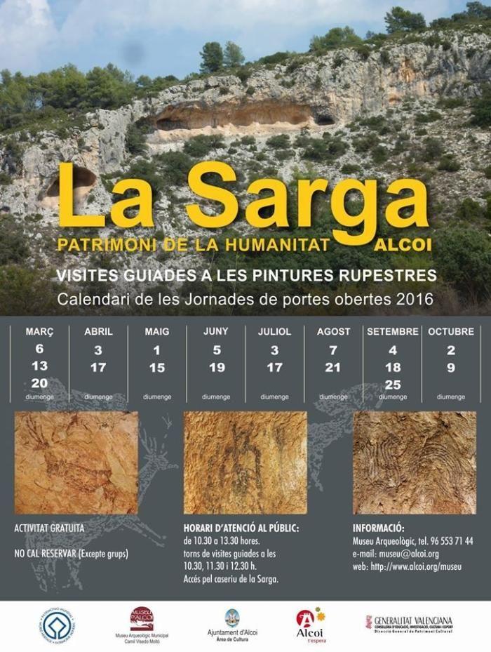Visita en familia las pinturas rupestres de La Sarga descubiertos a mediados del siglo XX y declaradas Patrimonio de la Humanidad por la Unesco en 1998. La Sarga se enmarca en el importante foco de…