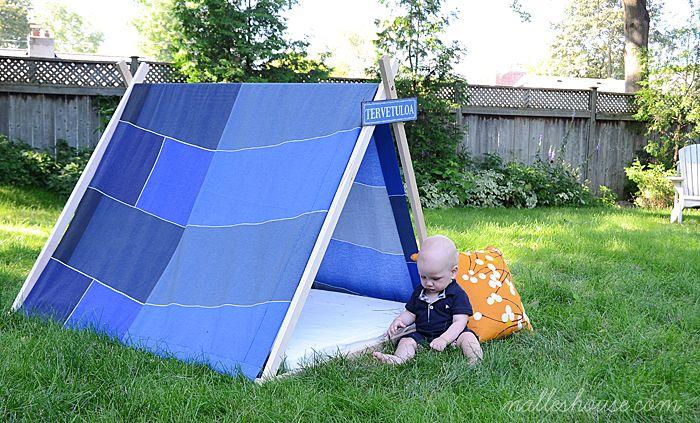 25+ unique A frame tent ideas on Pinterest   Kids tents ...
