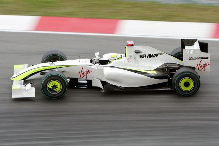 Jenson Button - Brawn BGP 001 - 2009 - Malaysian GP (Sepang) [3888x2592]