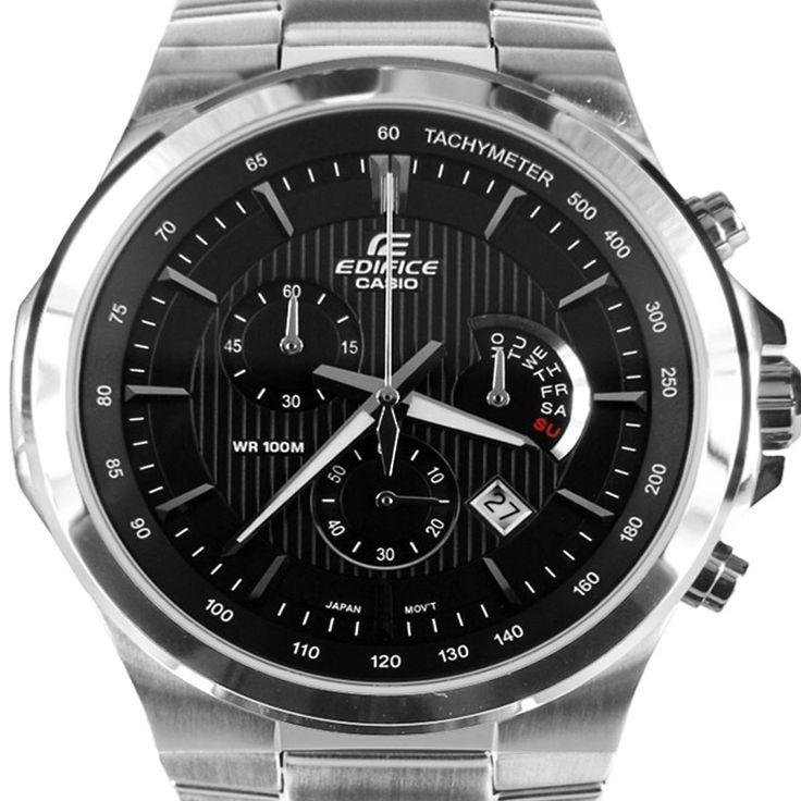 Chronograph-Divers.com - EFR-500D-1A Casio Edifice Chronograph Mens Sports Watch, $145.00 (http://www.chronograph-divers.com/efr-500d-1a/)