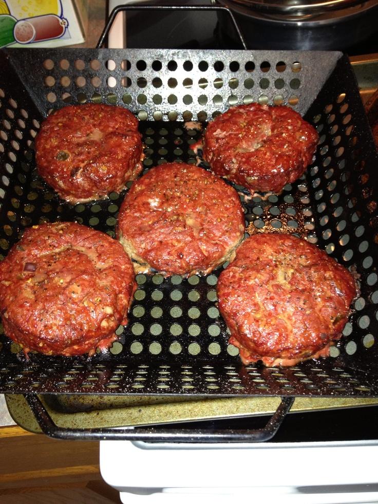 Hamburgers | Traeger recipes, Food, Traeger smoker