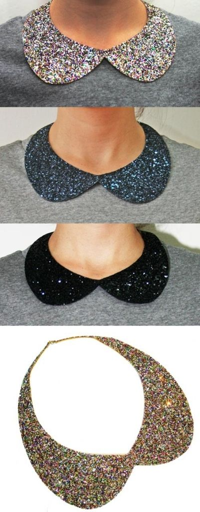 yes i want a sparkle collar.  going to make this with glitter and glue like in grade school!