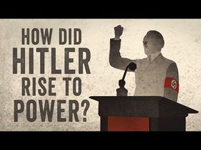 Decades after the fall of the Third Reich, it feels impossible to  understand how Adolf Hitler, the tyrant who orchestrated one of the  largest genocides in human history, could ever have risen to power in a  democratic country. So how did it happen, and could it happen  again? Alex Gendler and Anthony Hazard dive into the history and  circumstances that allowed Hitler to become Führer of Germany.
