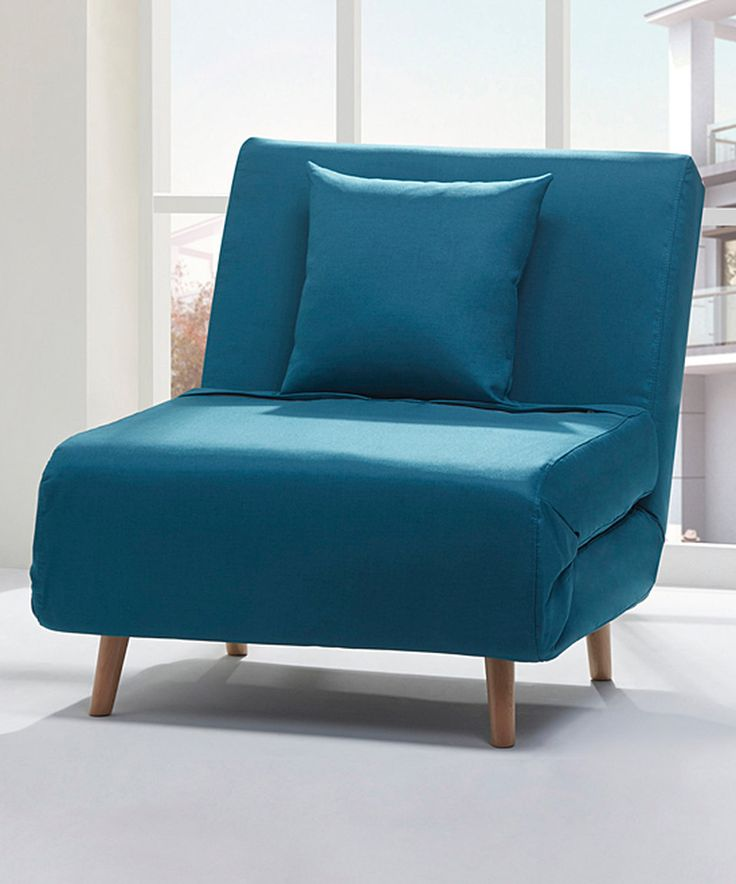 gold sparrow teal vista convertible chairbed