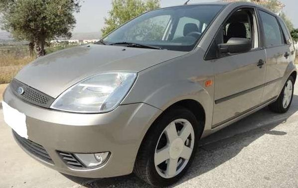2003 Ford Fiesta 1.3 Ambiente 5 door hatchback