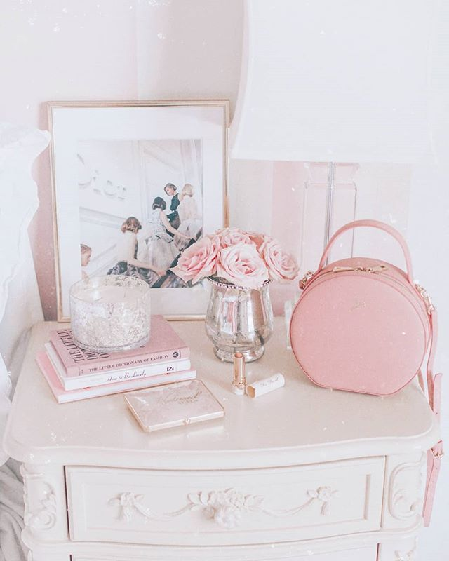 The Most Girly Pink Decor For A Feminine Home Pink Bedroom Decor Pink Bedroom For Girls Pink Decor