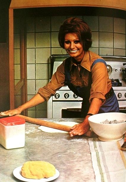 87 best Ricette di Sophia Loren images on Pinterest | Floral ...