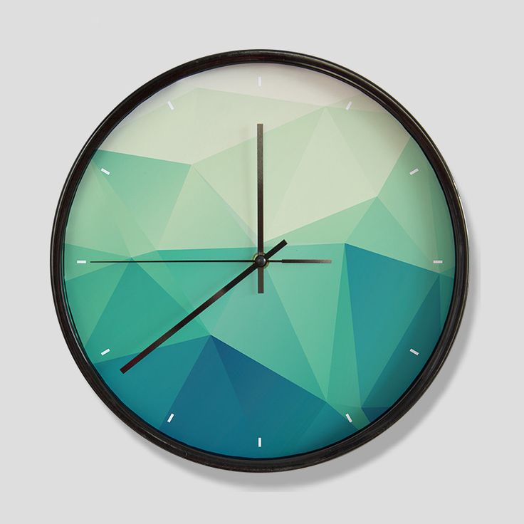 Unique Design To This Wall Clock A Superlative Way To