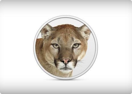 OS X Mountain Lion recebe actualização de segurança e integração com o Facebook:  Panthers, Mountainlion,  Mountain Lion, Apple, Mountain Lions,  Catamount,  Feli Concolor,  Pumas,  Painters