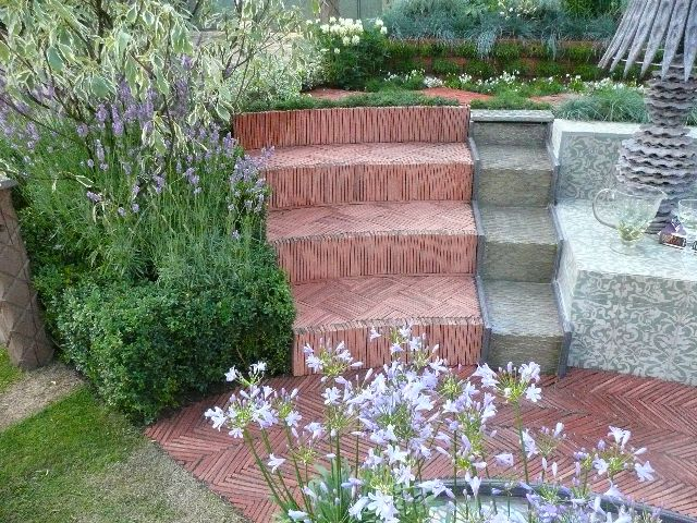 How To Use Roofing Tiles As Garden Border Tile Roof