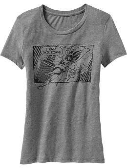 Women's DC Comics™ Batgirl™ Tees   Old Navy