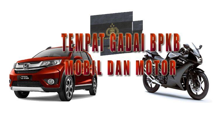 Gadai Cepat Bpkb Mobil motor di Bandung
