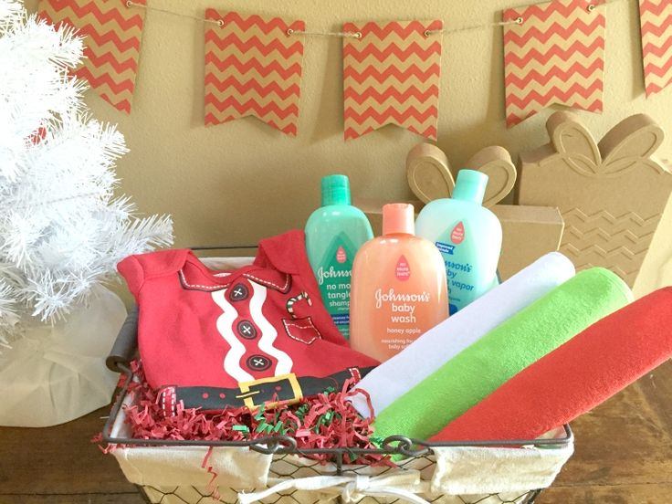 16 best baby shower gift ideas images on pinterest baby bundles a baby shower gift for christmas baby showers negle Images