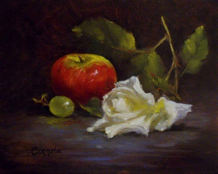Fallen Rose by cordsbrennan.deviantart.com on @DeviantArt