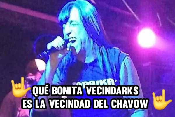 Chavo Del 8 Metalero Es Corrido De Su Departamento Vecinos Lo Acusan De Ratero Noticias News Actualite ?????????? Haberler Metalero Memes Divertidos Megadeth