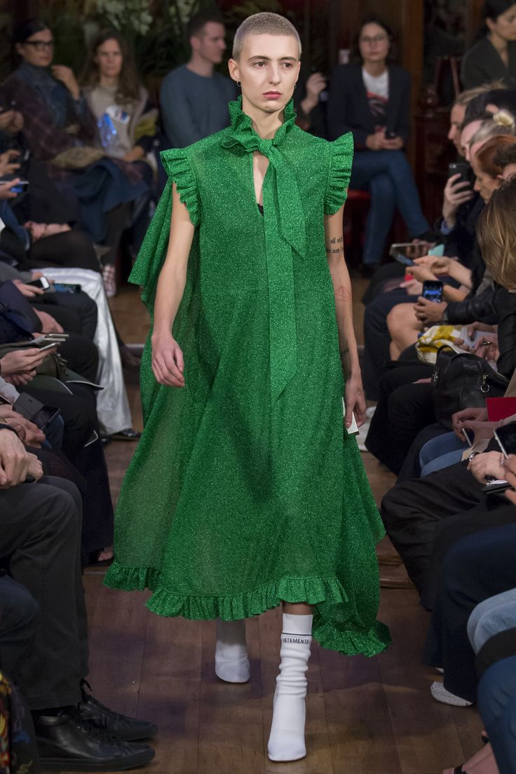 Vetements Spring 2016 Ready-to-Wear Collection Photos - Vogue