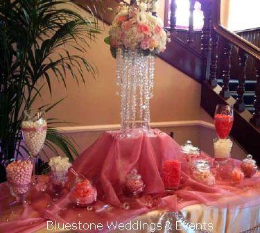 Elegant Candy Buffet Ideas | Candy Buffet
