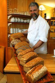 Bio-Bäckerei Oehmen & Café Ö: Unser täglich Brot