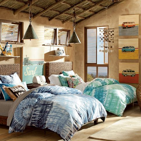 The Surf Sign Would Be A Cute Name Sign Best Model Of Tween Girl Bedroom Ideas Rustic Tween Girl Bedroom Ideas Twin Bed Wooden Floor