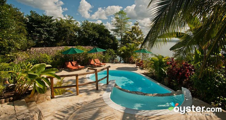 Hotel La Lancha is a thirty-minute drive away from the Mayan site of Tikal -Guatemala