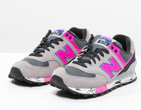 baskets new balance ml 574 femme