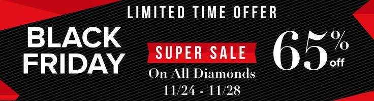Super Sale for all loose diamonds
