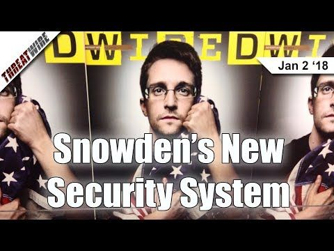 Your browsing data could be tracked by login forms, Forever21 got hacked, and Snowden released his very own mobile security system. All that coming up now on ThreatWire. ——————————- Shop: http://www.hakshop.com Support:...