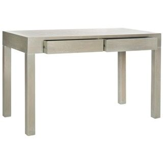 Shop for Safavieh Carmella Ash Grey Desk. Get free shipping at Overstock.com - Your Online Furniture Outlet Store! Get 5% in rewards with Club O!