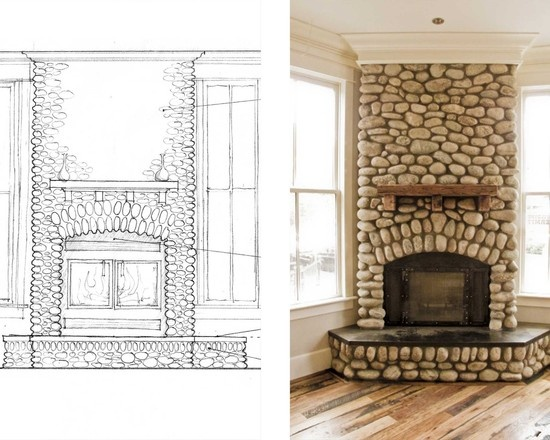52 best Fireplaces Chimneys images on Pinterest