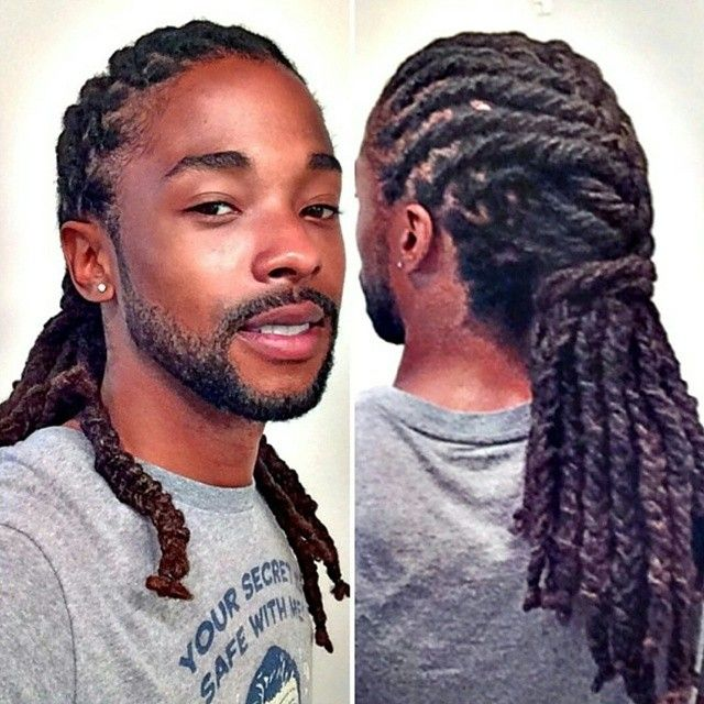 Men with Locs | Eye Candy: 17 Gorgeous Guys With Locs On Instagram