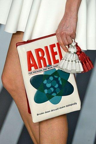 Anya Hindmarch / ARIEL #tassel