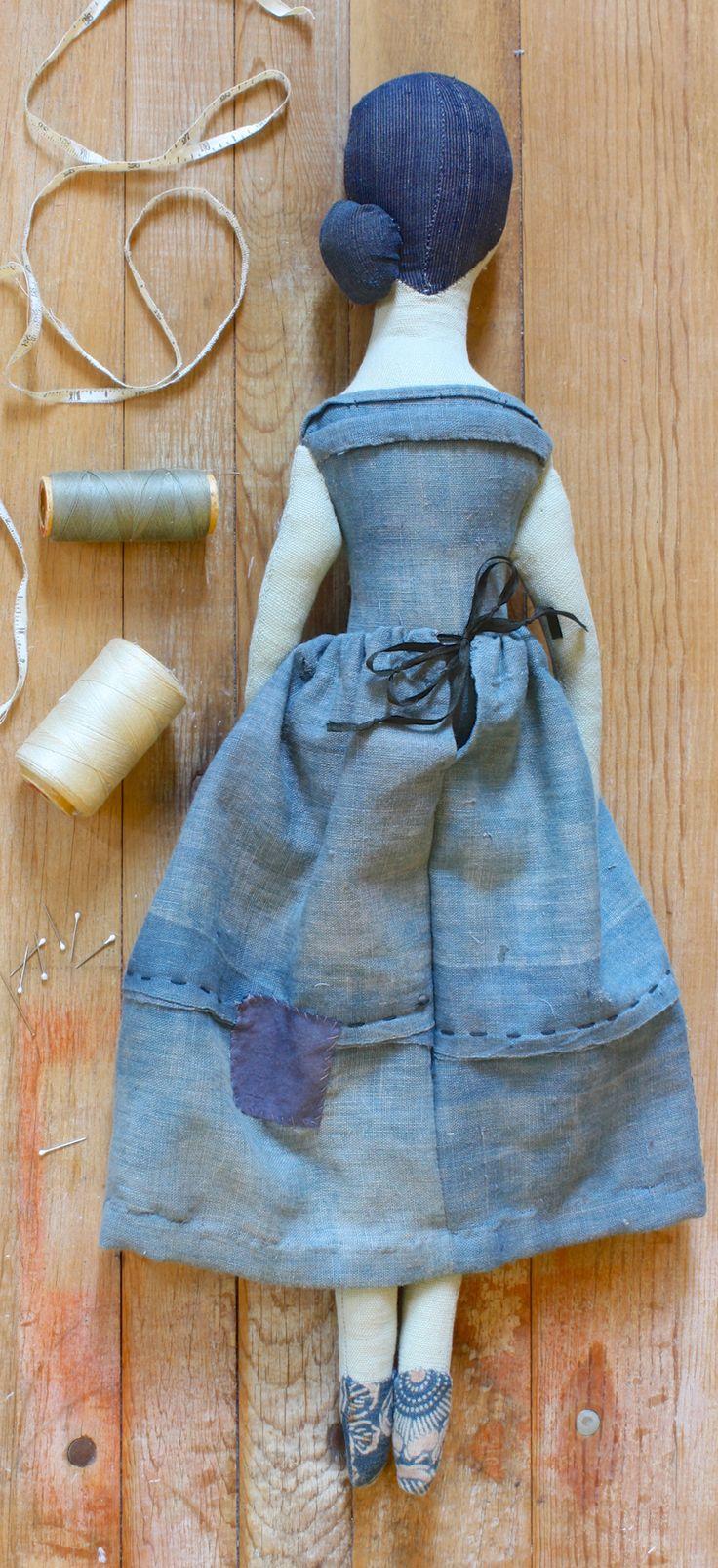 rag doll # 1 : : ann wood