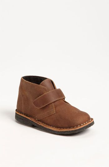 {sweet boy} Cole Haan 'City' Chukka Boot (Toddler, Little Kid & Big Kid) | Nordstrom Little brother wears these with overalls