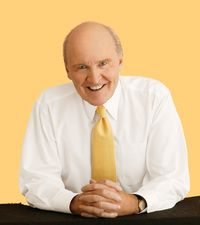 """""""Control Your Own Destiny or Someone Else Will"""" - Jack Welch"""
