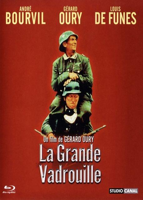 La Grande Vadrouille (1966) un film de Gérard Oury avec Andrea Parisy et Bourvil. Telechargement, VOD, cinéma, TV, DVD.