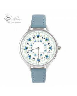 Zegarek Folk V Kaszubskie Kwiaty