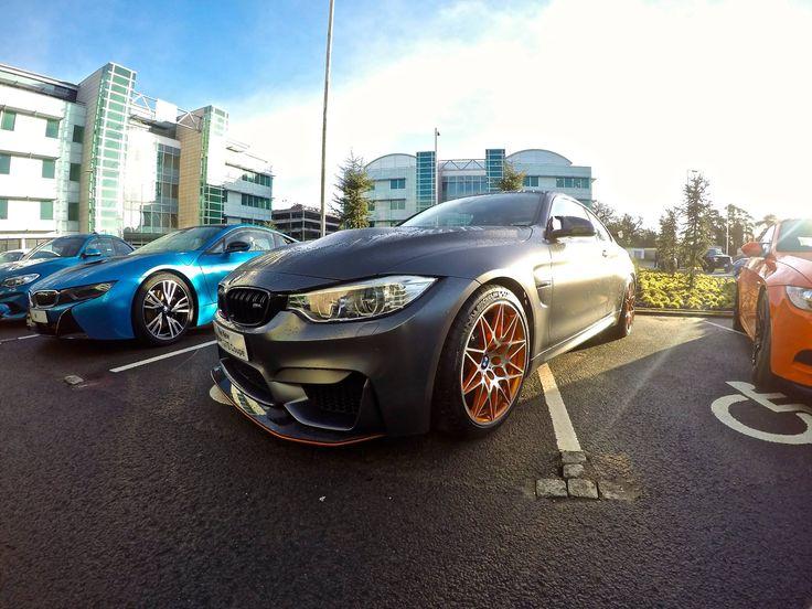 BMW M2 vs. BMW M4 GTS - Engine Revving - http://www.bmwblog.com/2016/02/08/bmw-m2-vs-bmw-m4-gts-engine-revving/