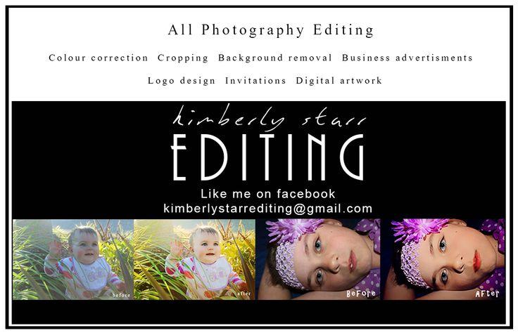 Kimberly Starr Editing