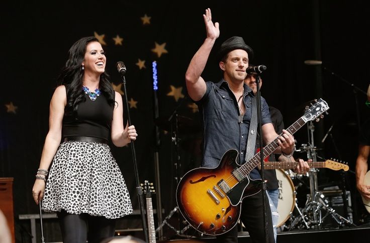 Thompson Square | GRAMMY.comSquares Lights, Thompson Squares, Everyday Normal, Music Pics, Famous People, Country Music, Normal Crew