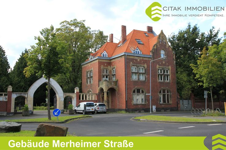 Köln-Mauenheim-Gebäude Merheimer Straße