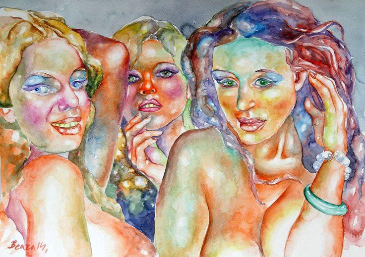 Ðorde Beara 2014 - akvarel 30x40 - 11