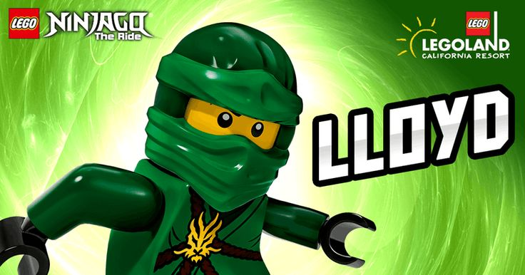 """I got """"You're most like Lloyd!"""" on """"LEGO® NINJAGO® World Quiz"""" What about you?"""