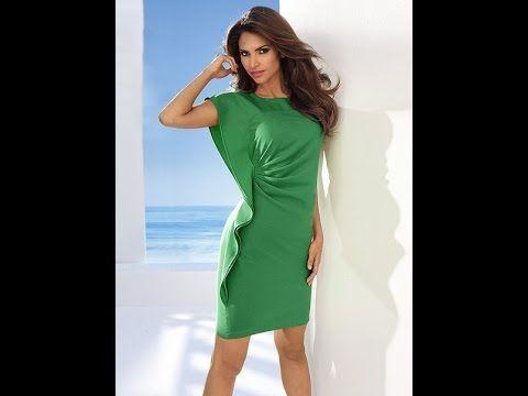 Ассиметричное платье с драпировкой.Моделирование. | ШИТЬЕ И КРОЙ | Постила