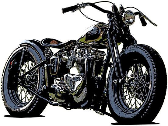 RetroJohn.com Classic, Vintage Motorcycle Designs