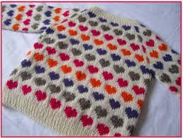 strikkeopskrifter varm trøje jente - Google-søk