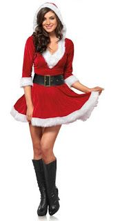 Costume Ideas for Women: Top Ten Santa Girl and Mrs Claus Costumes for Women