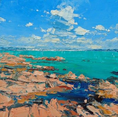 Colin CARRUTHERS - Larmour-Plage